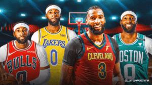Andre Drummond Cavs Lakers Bulls Celtics