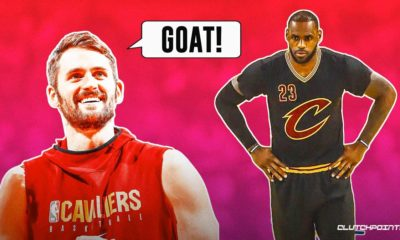 Cavs, Kevin Love, LeBron James