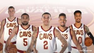 Cavaliers NBA Free Agency