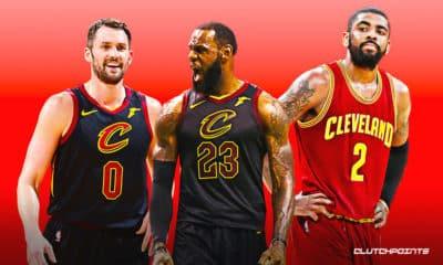 Cavs, LeBron James, Kevin Love, Kyrie Irving