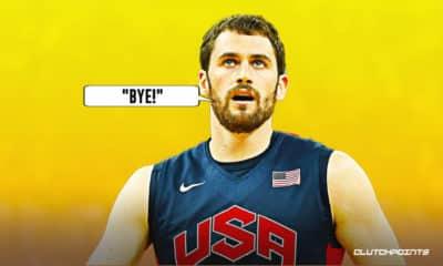 Kevin Love, Team USA, Tokyo Olympics